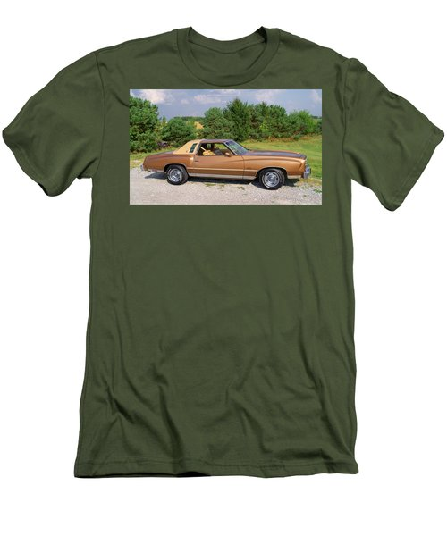76 Monte Carlo Men's T-Shirt (Athletic Fit)