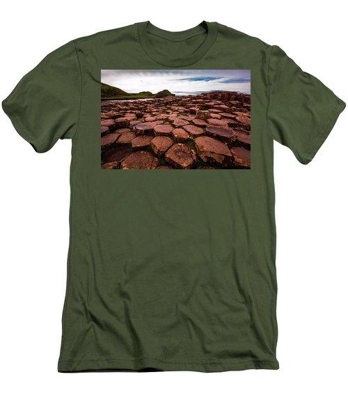 Giant's Causeway Men's T-Shirt (Athletic Fit)