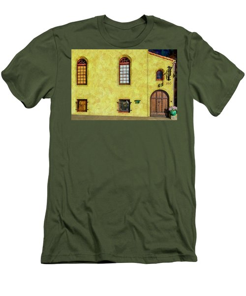 830 At 240 Men's T-Shirt (Slim Fit) by Paul Wear