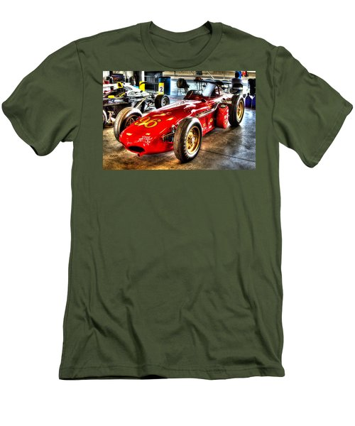 1961 Elder Indy Racing Special Men's T-Shirt (Slim Fit) by Josh Williams