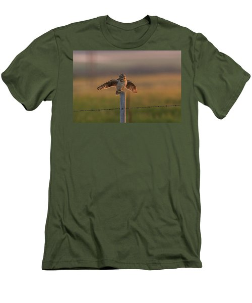 A Balancing Act Men's T-Shirt (Athletic Fit)