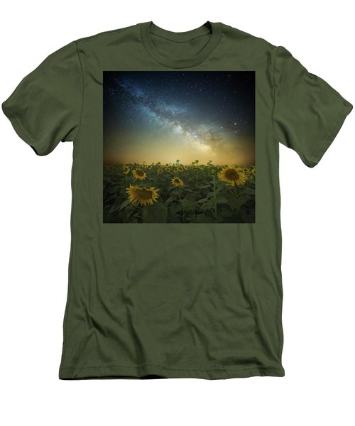A Billion Suns Men's T-Shirt (Athletic Fit)