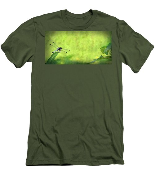 Men's T-Shirt (Slim Fit) featuring the photograph A Day In The Swamp by Mark Fuller