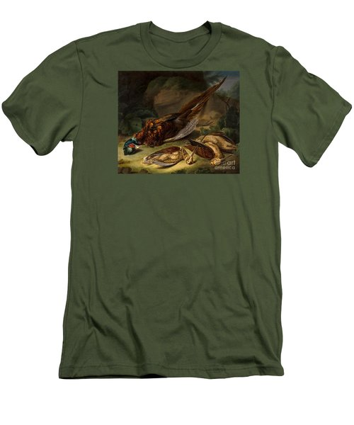 A Dead Pheasant Men's T-Shirt (Athletic Fit)