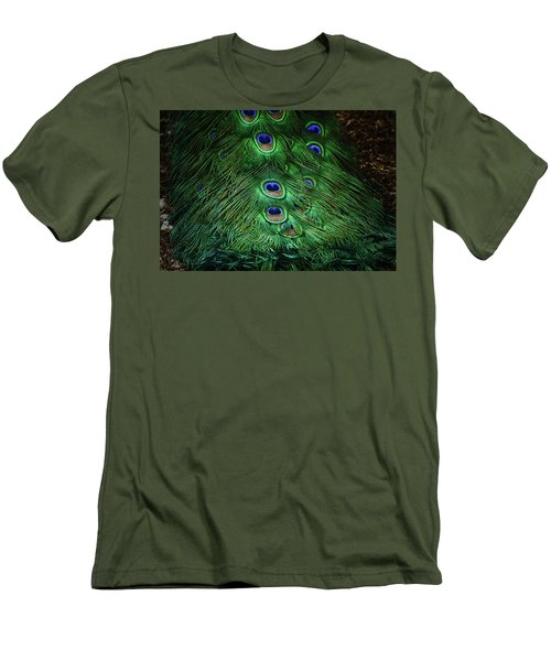 A Different Point Of View Men's T-Shirt (Slim Fit) by Elaine Malott