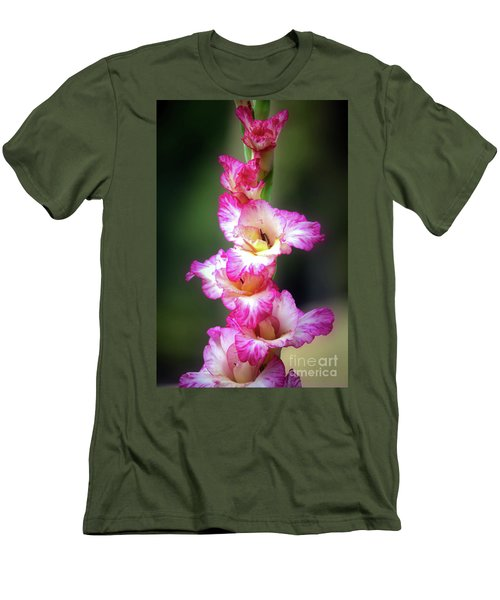 A Gladiolus Men's T-Shirt (Athletic Fit)
