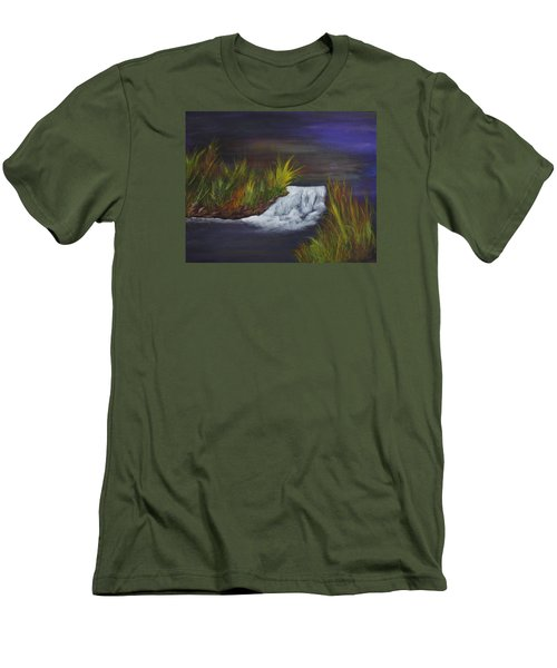 A Little Wild Men's T-Shirt (Athletic Fit)