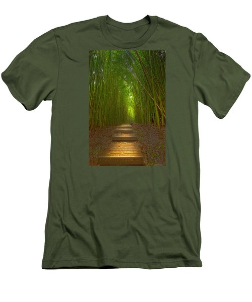 A Path Less Traveled Men's T-Shirt (Slim Fit)