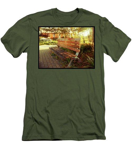 A Restful Respite Men's T-Shirt (Slim Fit)