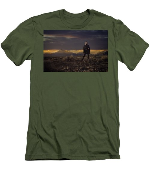 A Storms Brewing Men's T-Shirt (Athletic Fit)