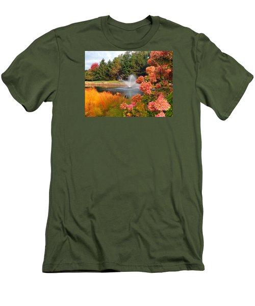 A Vision Of Autumn Men's T-Shirt (Athletic Fit)