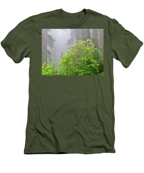 A Walk Alone Men's T-Shirt (Athletic Fit)