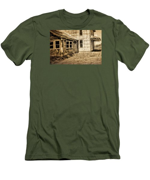 Abandoned House 2 Men's T-Shirt (Athletic Fit)