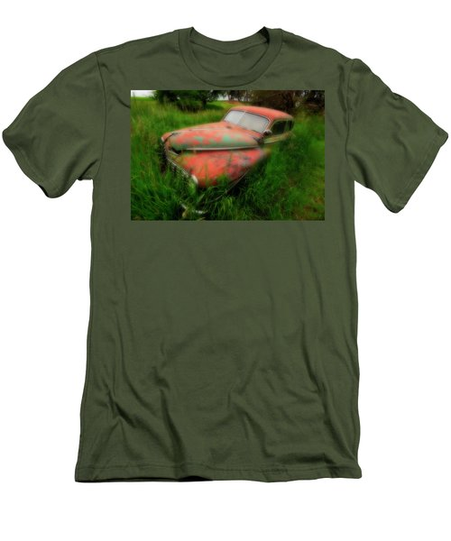 Abandoned In The Palouse Men's T-Shirt (Athletic Fit)