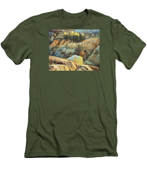 Abandoned Quarry 2 Men's T-Shirt (Athletic Fit)