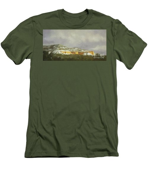 Abiquiu Band Of Gold Men's T-Shirt (Athletic Fit)