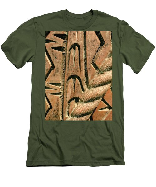 Abstract No. 97-1 Men's T-Shirt (Athletic Fit)