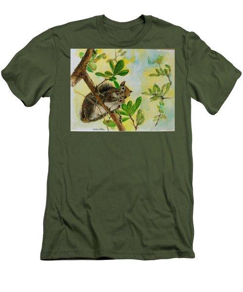 Acorn Lunch Men's T-Shirt (Athletic Fit)