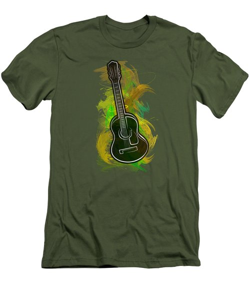 Acoustic Craze Men's T-Shirt (Athletic Fit)