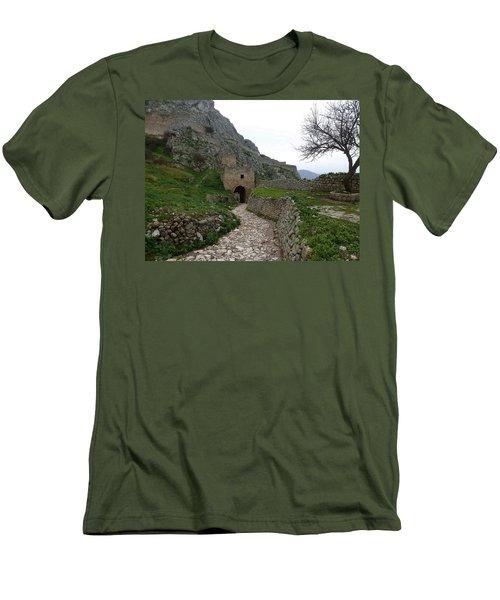 Acrokorinth Men's T-Shirt (Athletic Fit)