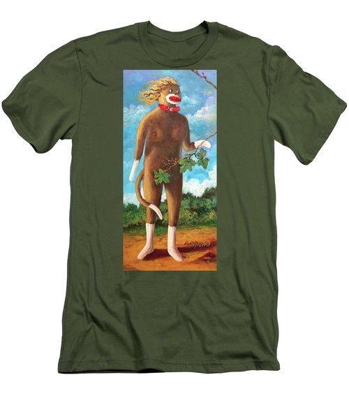 Adam  Men's T-Shirt (Athletic Fit)
