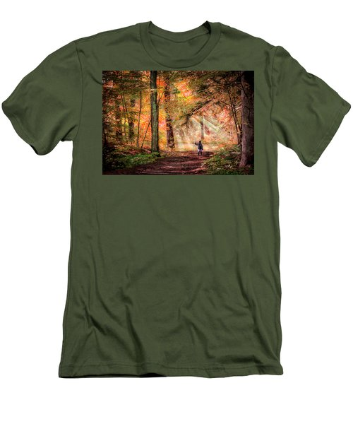 Adventure Men's T-Shirt (Athletic Fit)