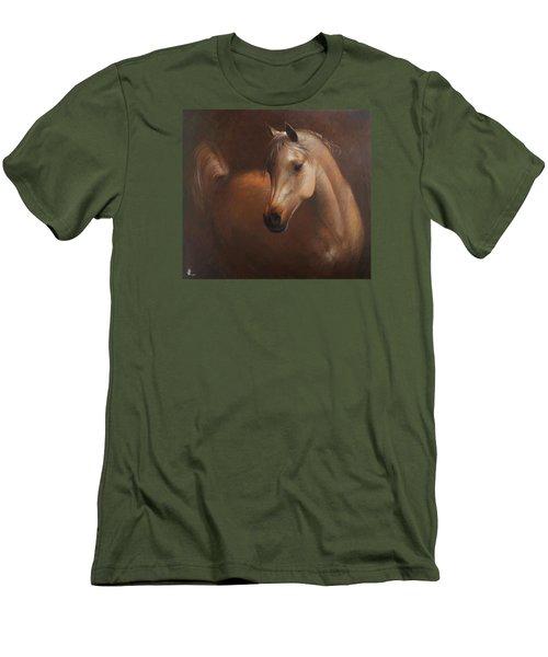 Affection Men's T-Shirt (Slim Fit) by Vali Irina Ciobanu