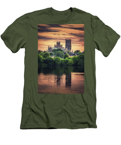After Sunset Men's T-Shirt (Athletic Fit)