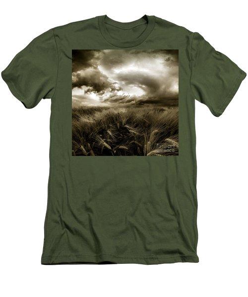 After The Storm  Men's T-Shirt (Slim Fit) by Franziskus Pfleghart