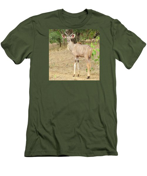 All Ears Men's T-Shirt (Athletic Fit)