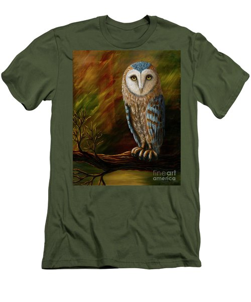 All Knowing Men's T-Shirt (Athletic Fit)