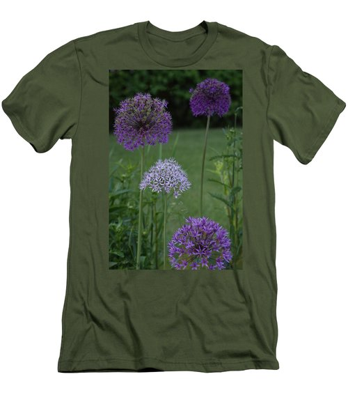 Allium Men's T-Shirt (Athletic Fit)