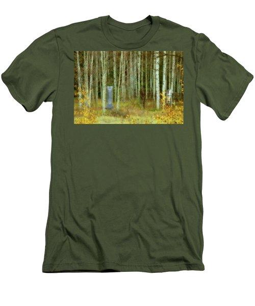 Alvarado Cemetery 41 Men's T-Shirt (Athletic Fit)