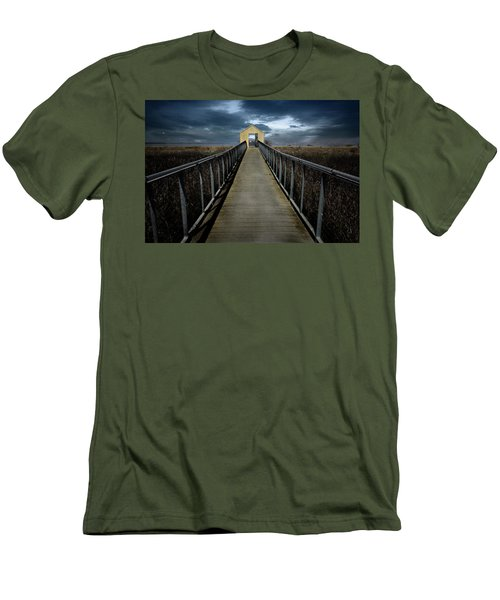 Alviso, Ca Men's T-Shirt (Athletic Fit)