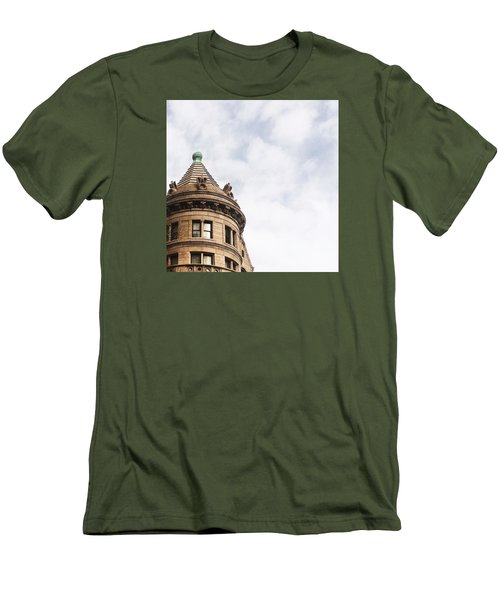 American Museum Of Natural History Men's T-Shirt (Athletic Fit)