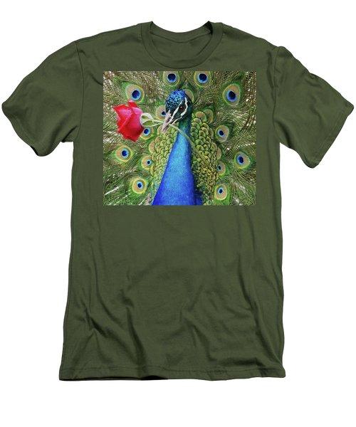 Amore Men's T-Shirt (Athletic Fit)