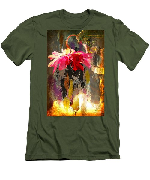 Anemone Monday Men's T-Shirt (Athletic Fit)