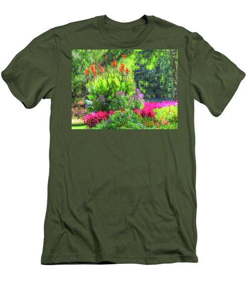 Annual Garden Men's T-Shirt (Athletic Fit)