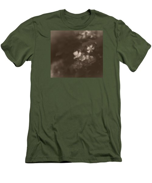 Apple Blossom 1 Men's T-Shirt (Athletic Fit)