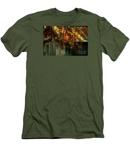 Apple Picking Time Men's T-Shirt (Athletic Fit)