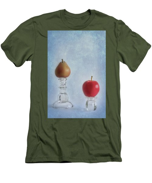 Apples To Pears Men's T-Shirt (Athletic Fit)
