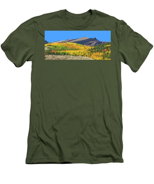 Arcas Is The King Of Arcadia, The Home Of God Pan. Men's T-Shirt (Athletic Fit)