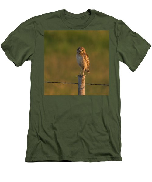 Are You Listening To Me Men's T-Shirt (Athletic Fit)