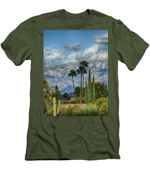 Arizona Snow Men's T-Shirt (Athletic Fit)