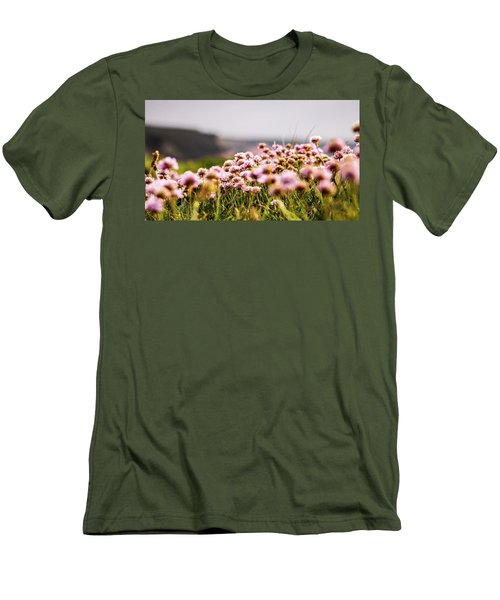 Armeria Men's T-Shirt (Slim Fit) by Keith Sutton