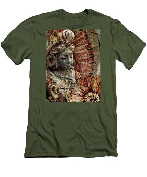 Art Of Memory Men's T-Shirt (Slim Fit) by Christopher Beikmann