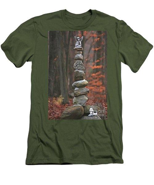 Ascention Men's T-Shirt (Athletic Fit)