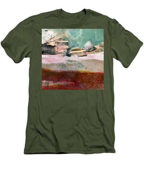 Asian Storm Men's T-Shirt (Athletic Fit)