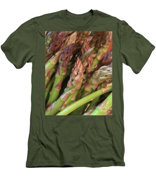 Asparagus Tips 2 Men's T-Shirt (Athletic Fit)