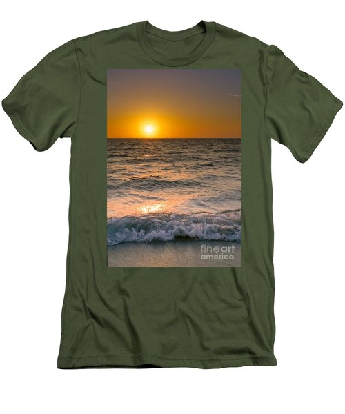 At Days End Men's T-Shirt (Athletic Fit)